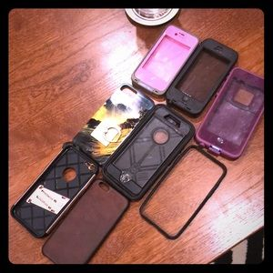 iPhone cases different sizes